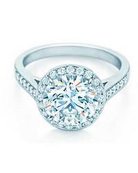 Gli anelli di fidanzamento Tiffany