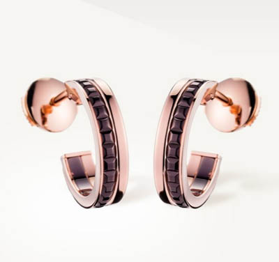 Boucheron gioielli collezione Quatre orecchini