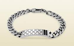 Bracciali in argento Gucci