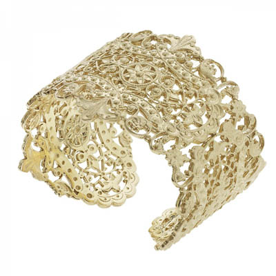 Bracciali Manchette oro