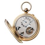 Breguet pocket watch 1907