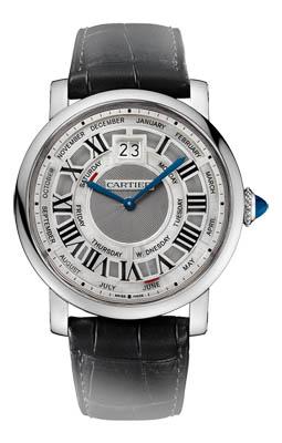 Orologio Cartier Rotonde Annual Calendar