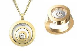 I diamanti fluttuanti nei gioielli e orologi