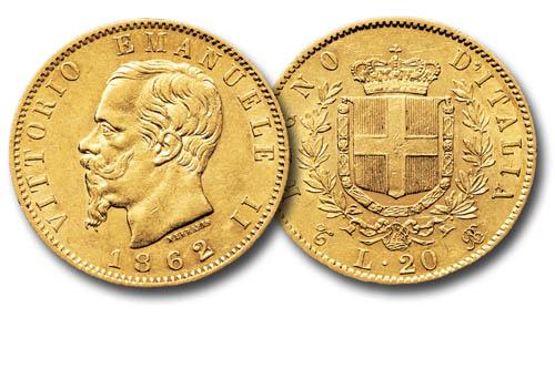 Le migliori monete da investimento italiane