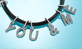 Pandora charms Pandora lettere