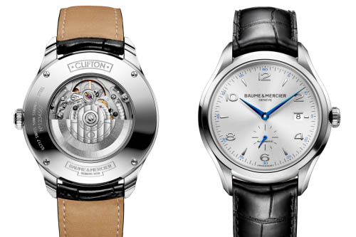 Orologi da uomo baume mercier orologi for Orologi svizzeri uomo