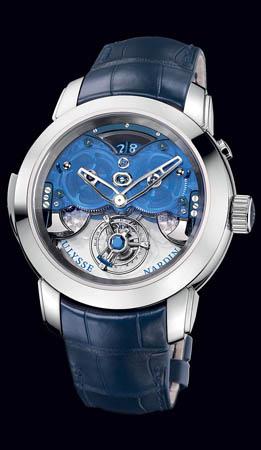 Orologio Imperial Blue Ulysse Nardin