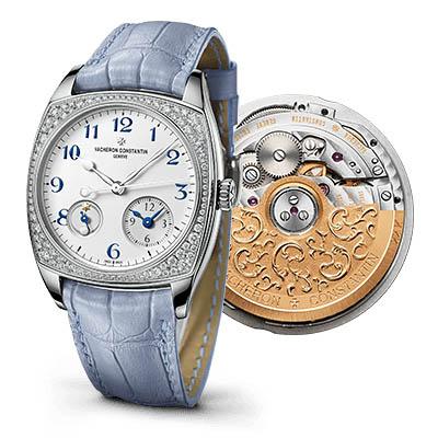 Orologio Vacheron Constantin Harmony Dual Time