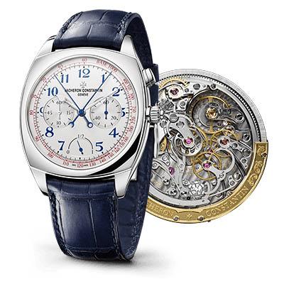 Orologio Vacheron Constantin Harmony Ultra-Thin Grande Complication Chronograph