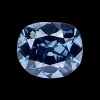 The blue hope diamond
