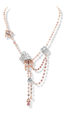 Van Cleef & Arpels gioielli dedicati agli aquiloni